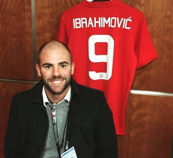 Trainee to Executive at Manchester  United FC