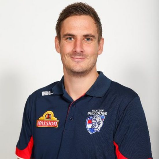 Traineeship shapes Glenn's career in the AFL