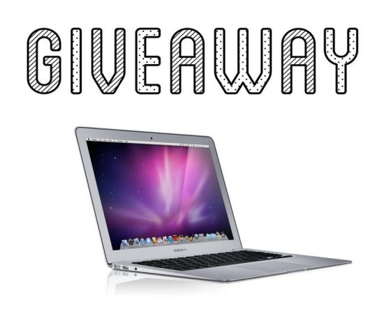 Win a MacBook Air