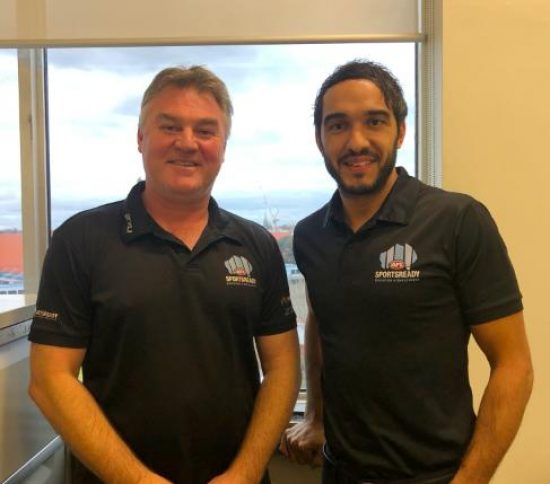 Podcast: Paul Broderick Talks With Jamie Bennell About Sir Doug Nicholls Indigenous Round