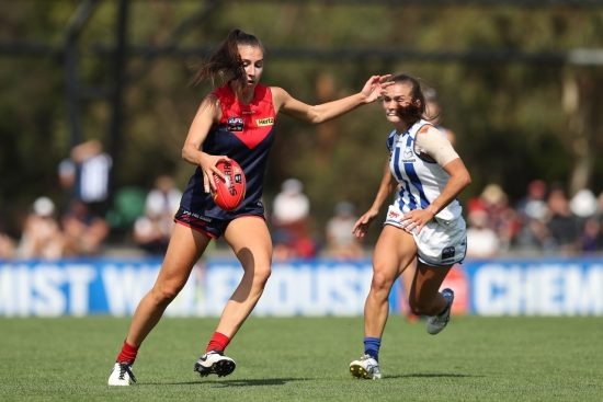 Q & A With Former Trainee and AFLW Player, Casey Sherriff